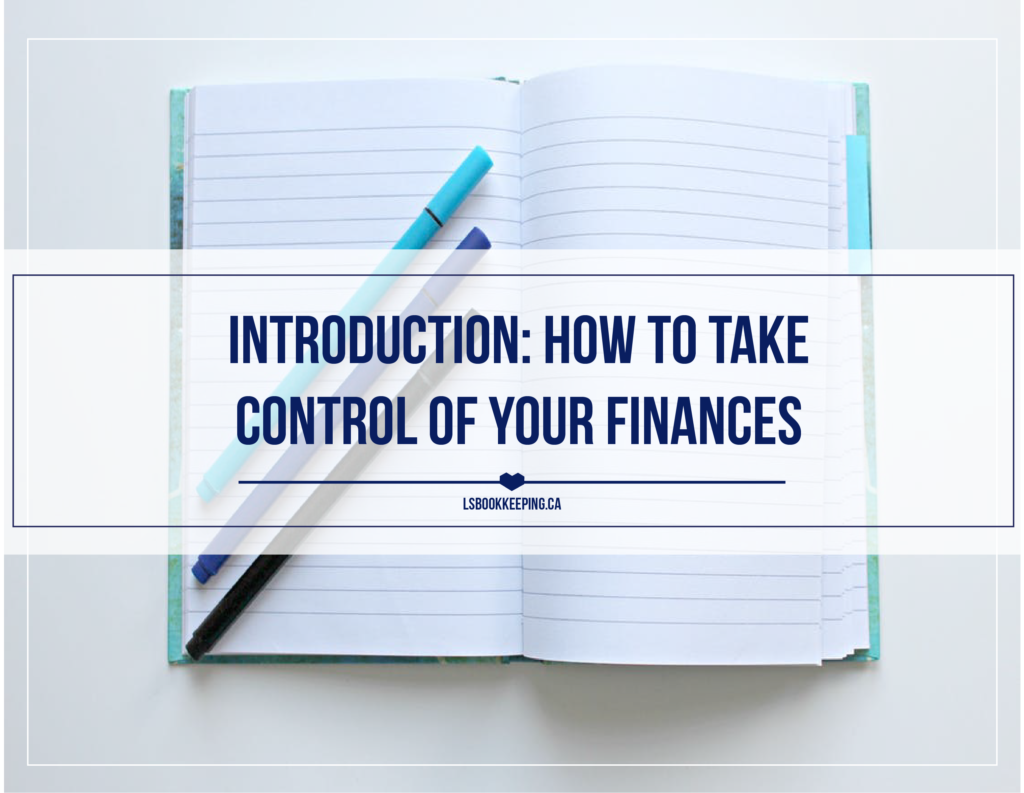 Introduction: How to Take Control of Your Finances