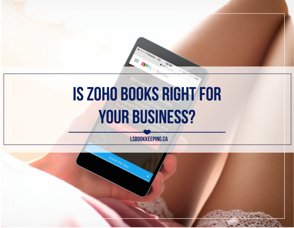 Is Zoho Books Right for Your Business?